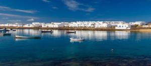 Isola La Graciosa-Caleta de Sebo-Canarie-Spagna