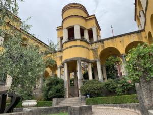 Il Vittoriale degli Italiani-Gardone Riviera-Brescia