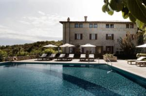 Villa Arcadio-Piscina-Salò-Brescia