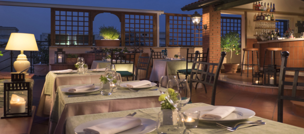Roof Garden L Uliveto Il Gioiello Panoramico Dell Hotel