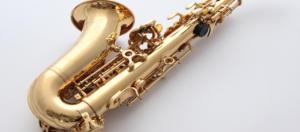 Primo Museo del Saxofono Saxofono Selma 803 soprano curvo in ottone