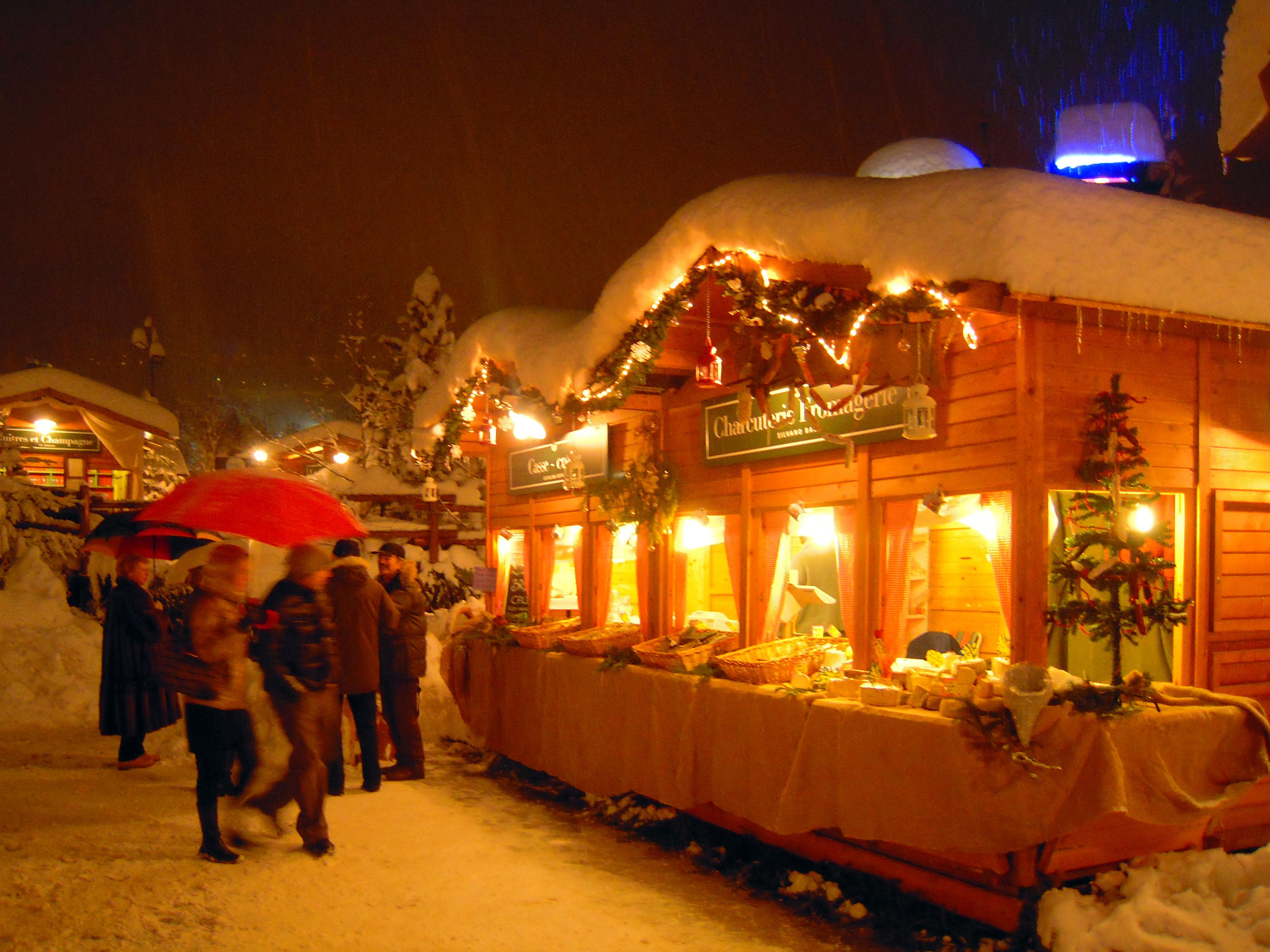 Mercatino di Natale ad Aosta