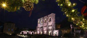 Mercatino di Natale di Aosta-Avvento-Foto di Enrico Romanzi