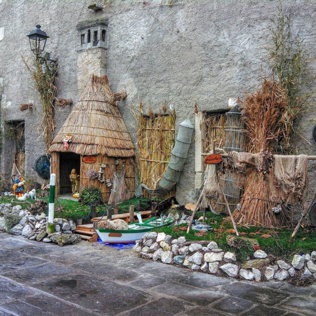 Presepe Graisani de palù-Grado-Gorizia