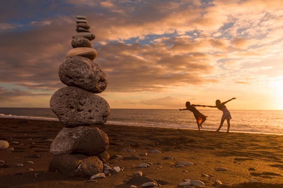 Armonia ed equilibrio alle Isole Canarie-Spagna-Foto di Alex Bramwell e Lex Toonen