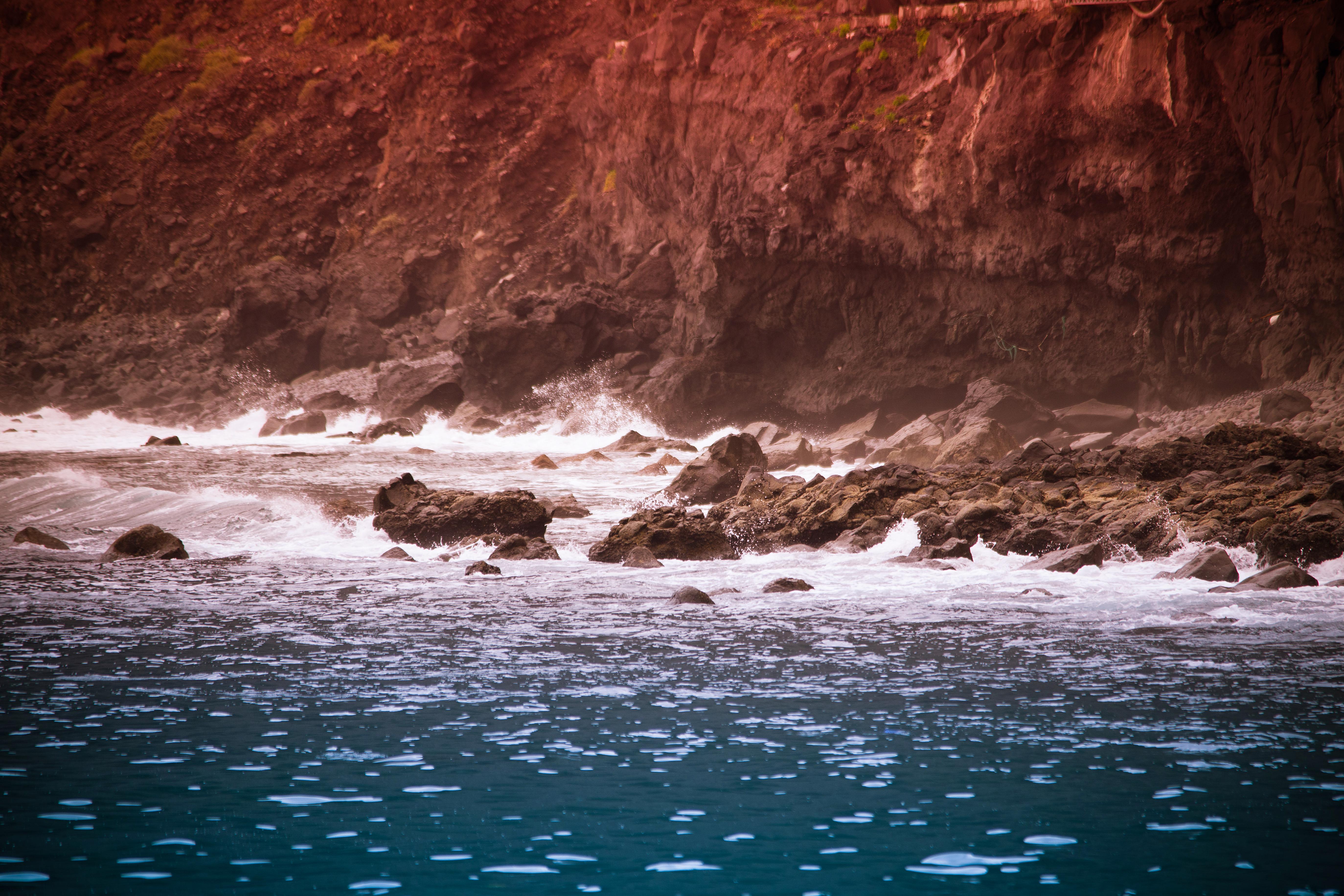 Murallas de Fuego-Teenerife-Isole Canarie-Spagna