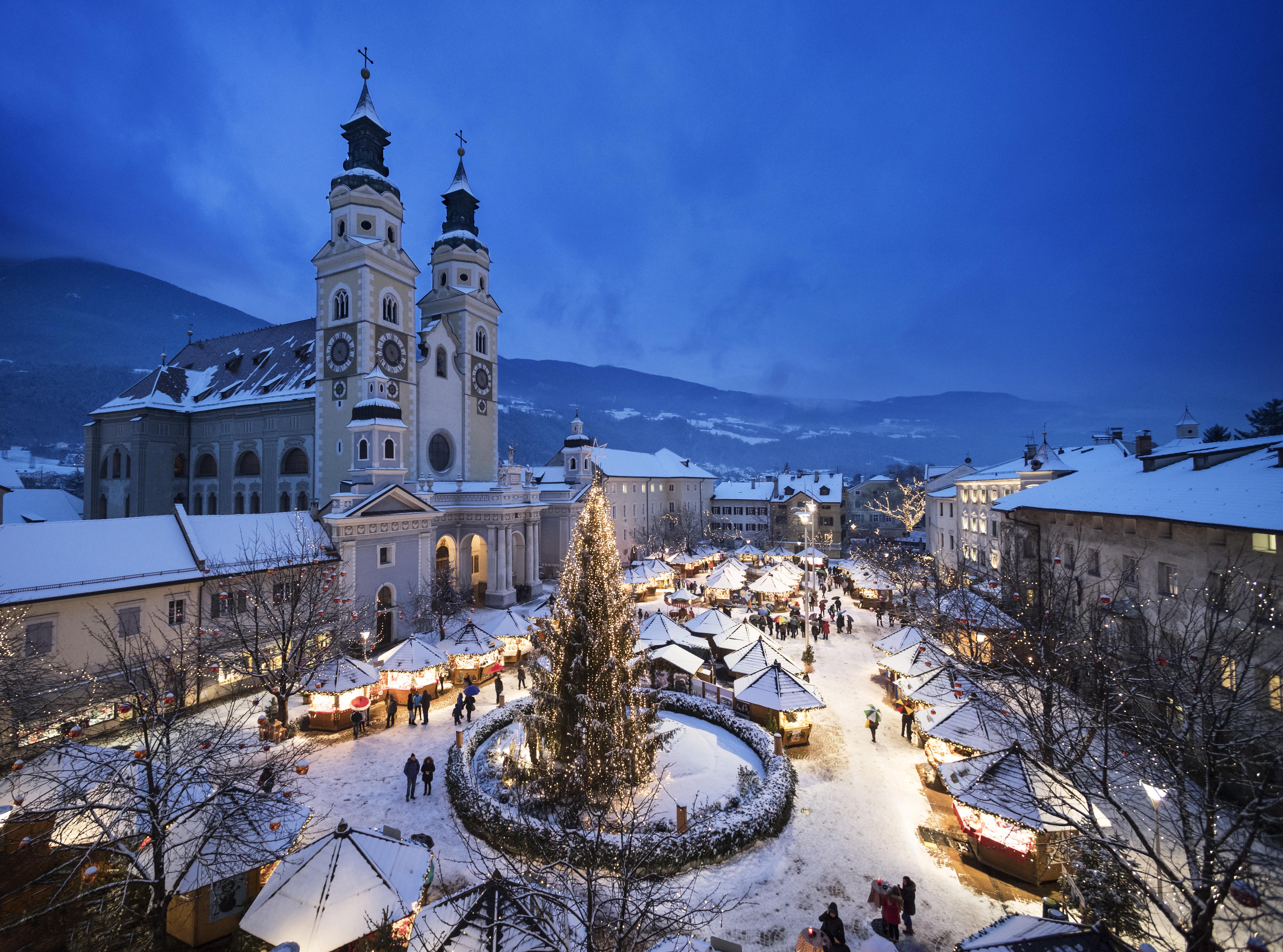 Mercatino di Natale a Bressanone-Bolzano-Foto di Alex Filz