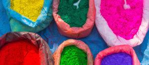 Spezie al mercato-Nepal
