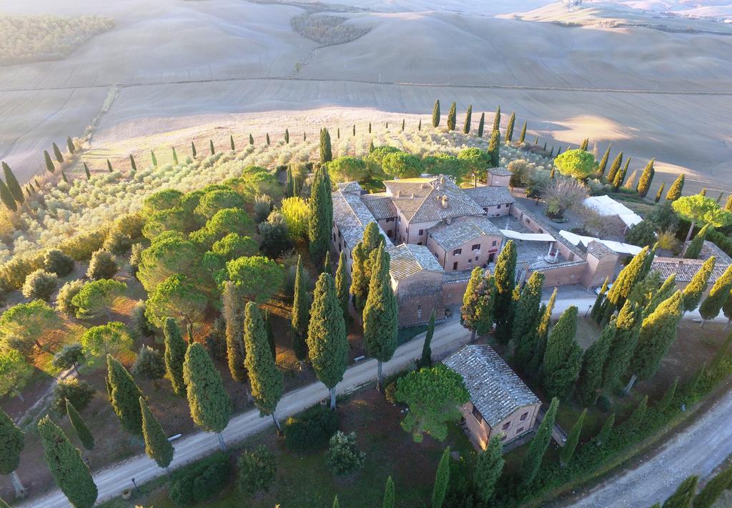 Castello di Leonina-Asciano-Siena
