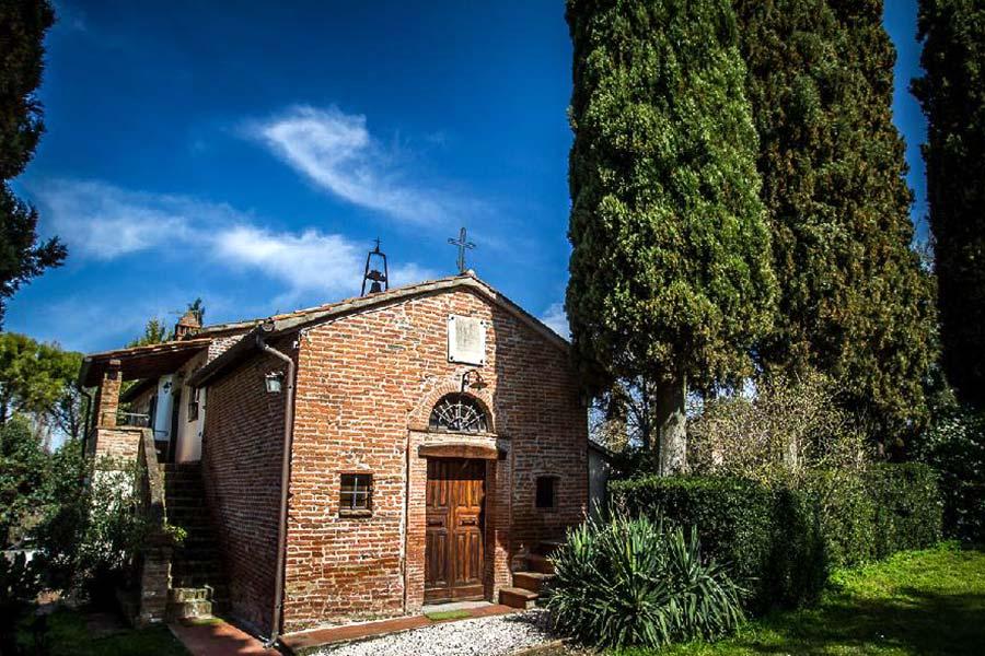 Chiesa Agriturismo Romitorio-Barberino Val D'elsa-Firenze