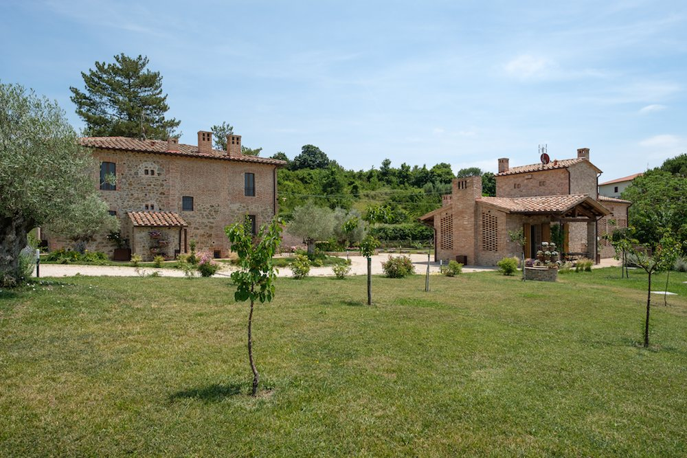 Agriturismo Borgo Giorgione-Monteleone d'Orvieto-Terni