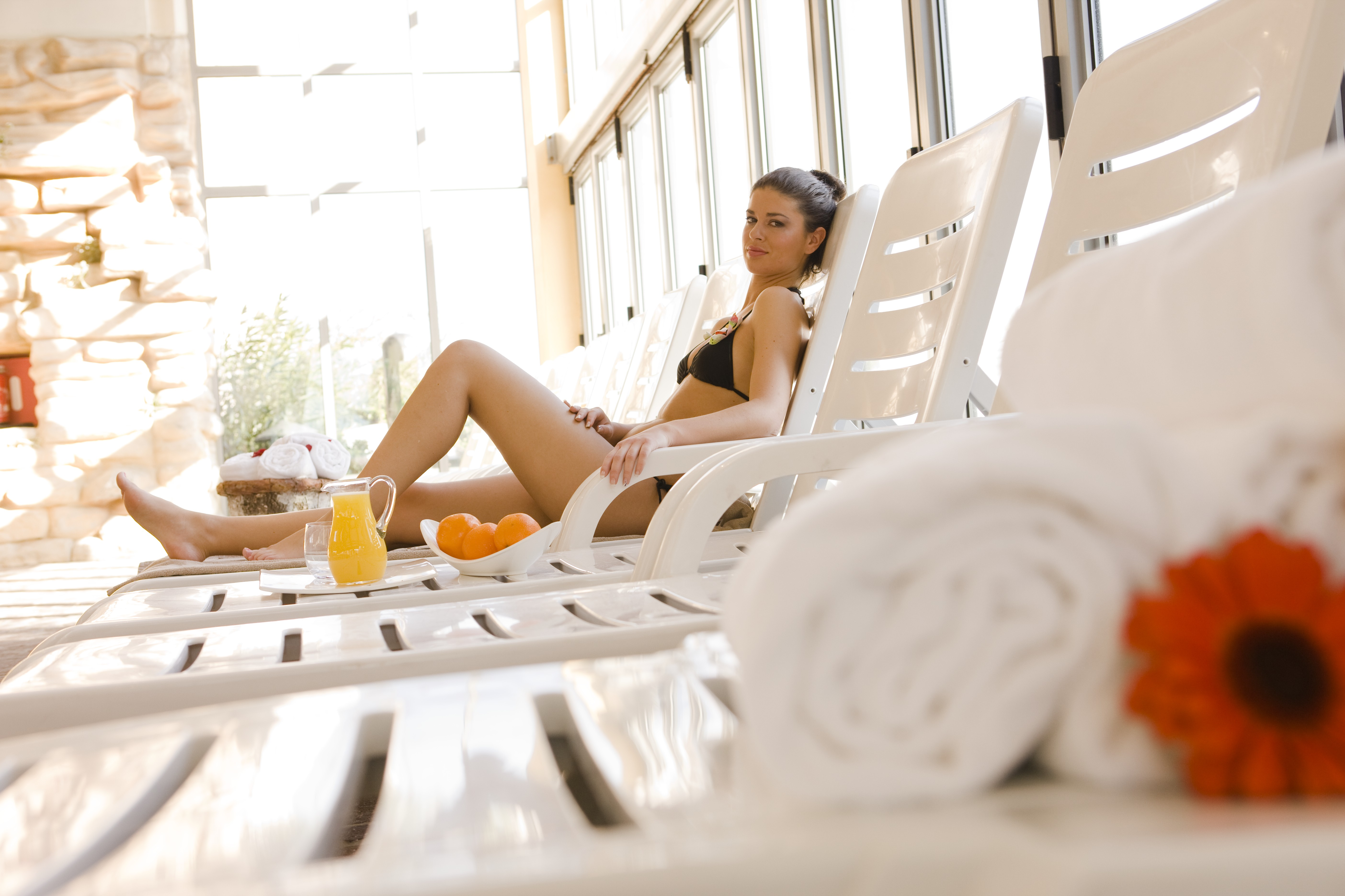 Area relax-Terme Catez