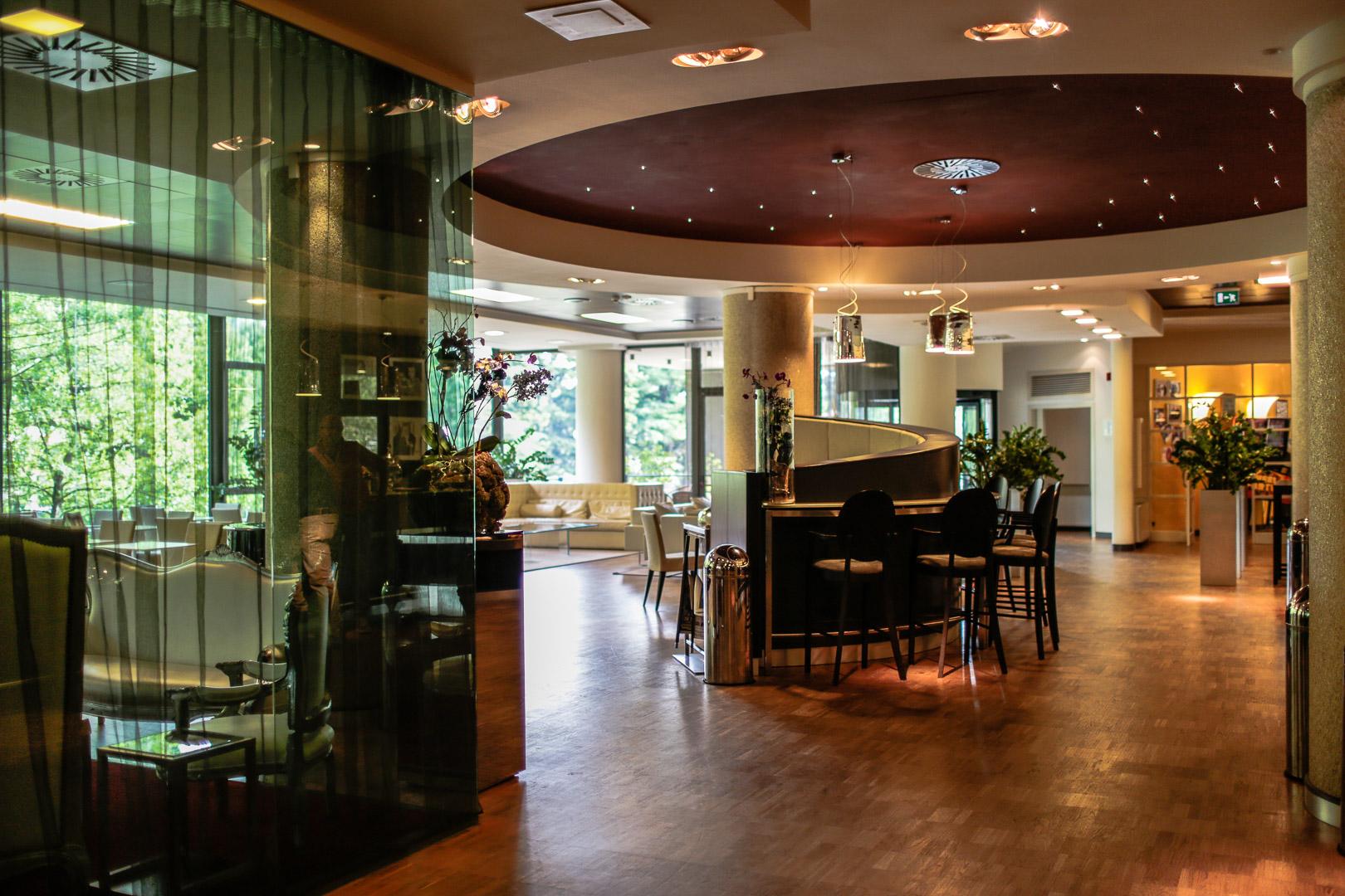 Hall-Euroterme Roseo Resort-Bagno di Romagna-Forlì-Cesena