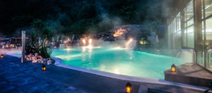 Piscina esterna-Euroterme Roseo Resort-Bagno di Romagna-Forlì-Cesena