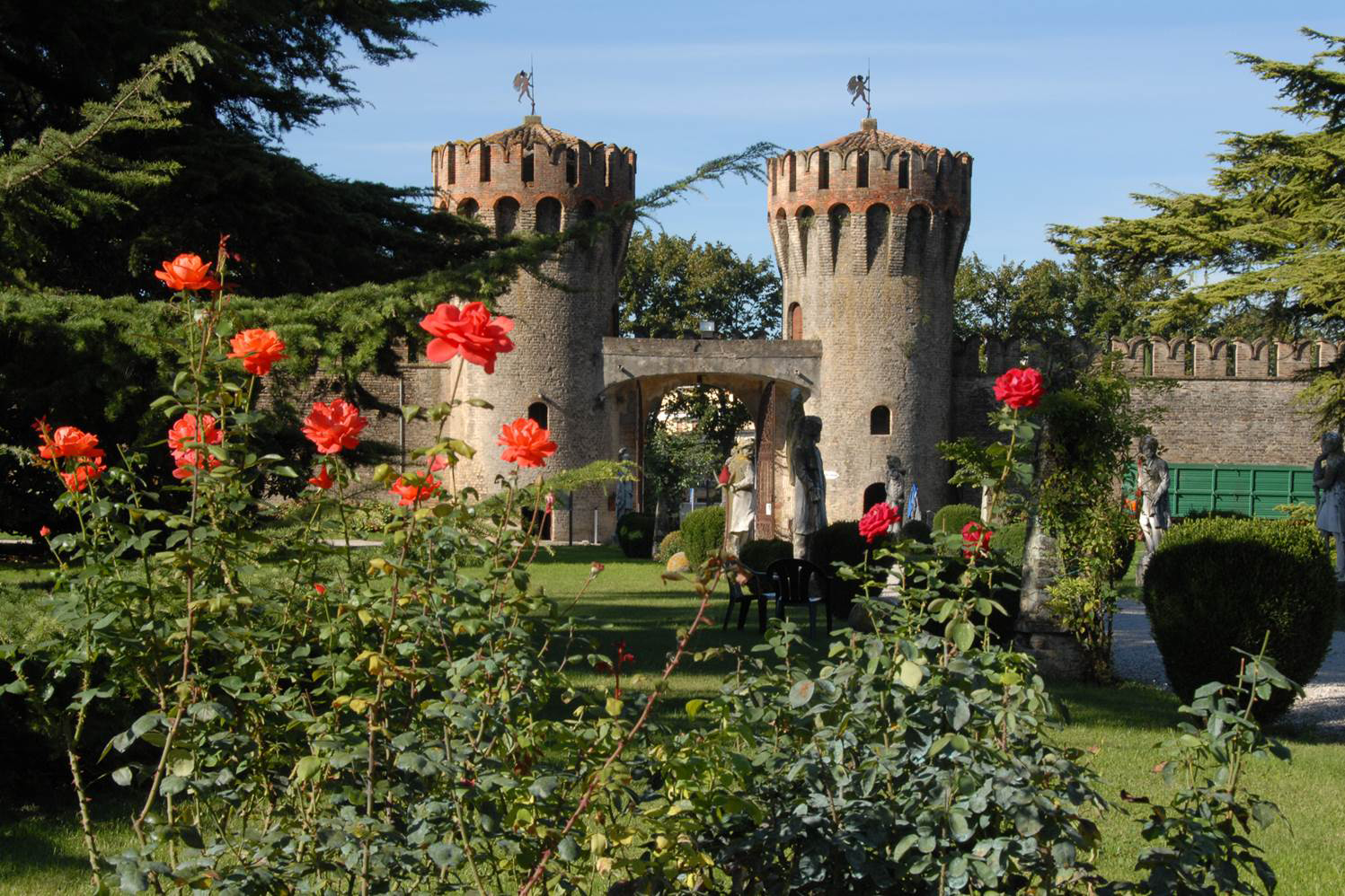 Castello di Roncade-Treviso