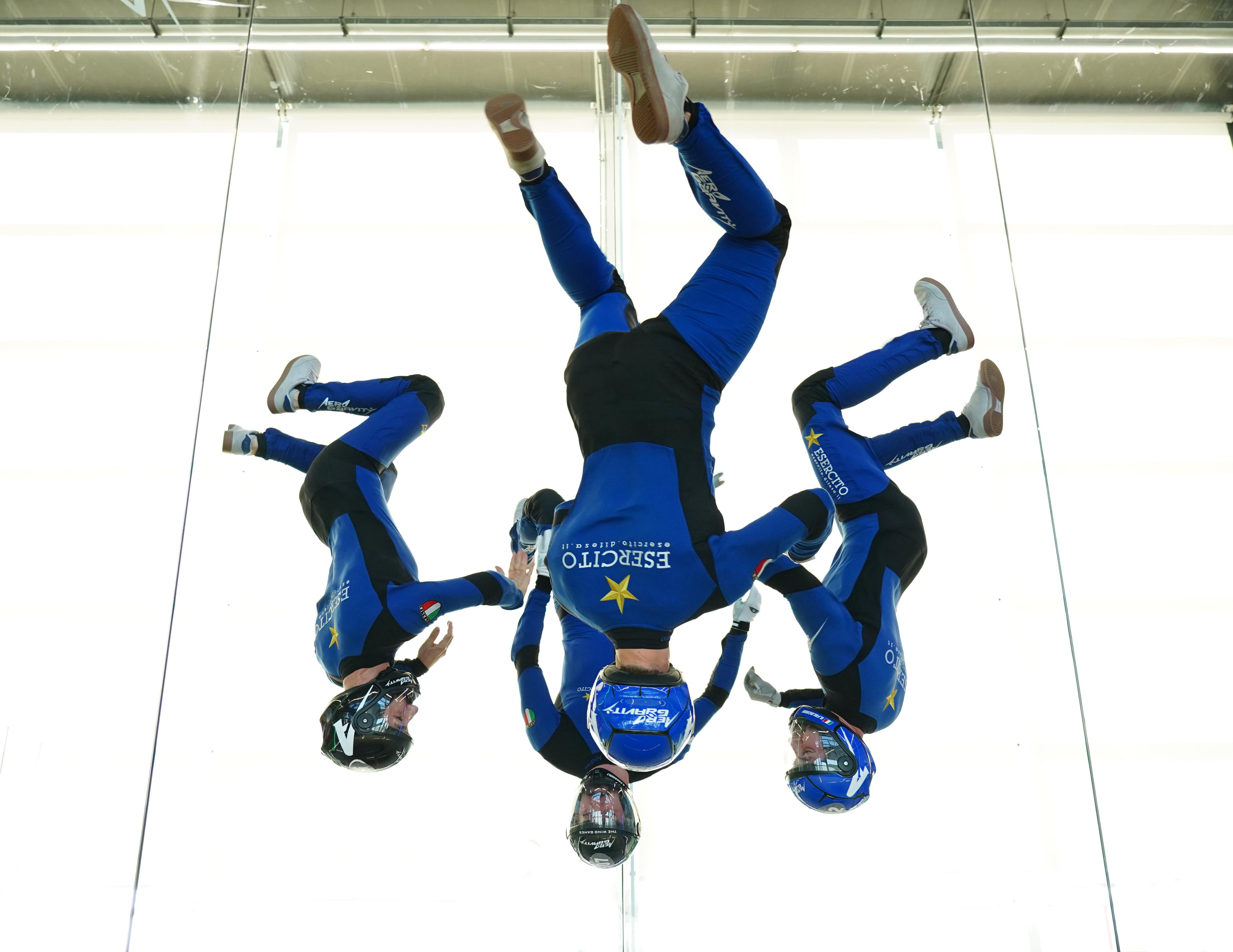 Volo gravitazionale-Aerogravity-Milano