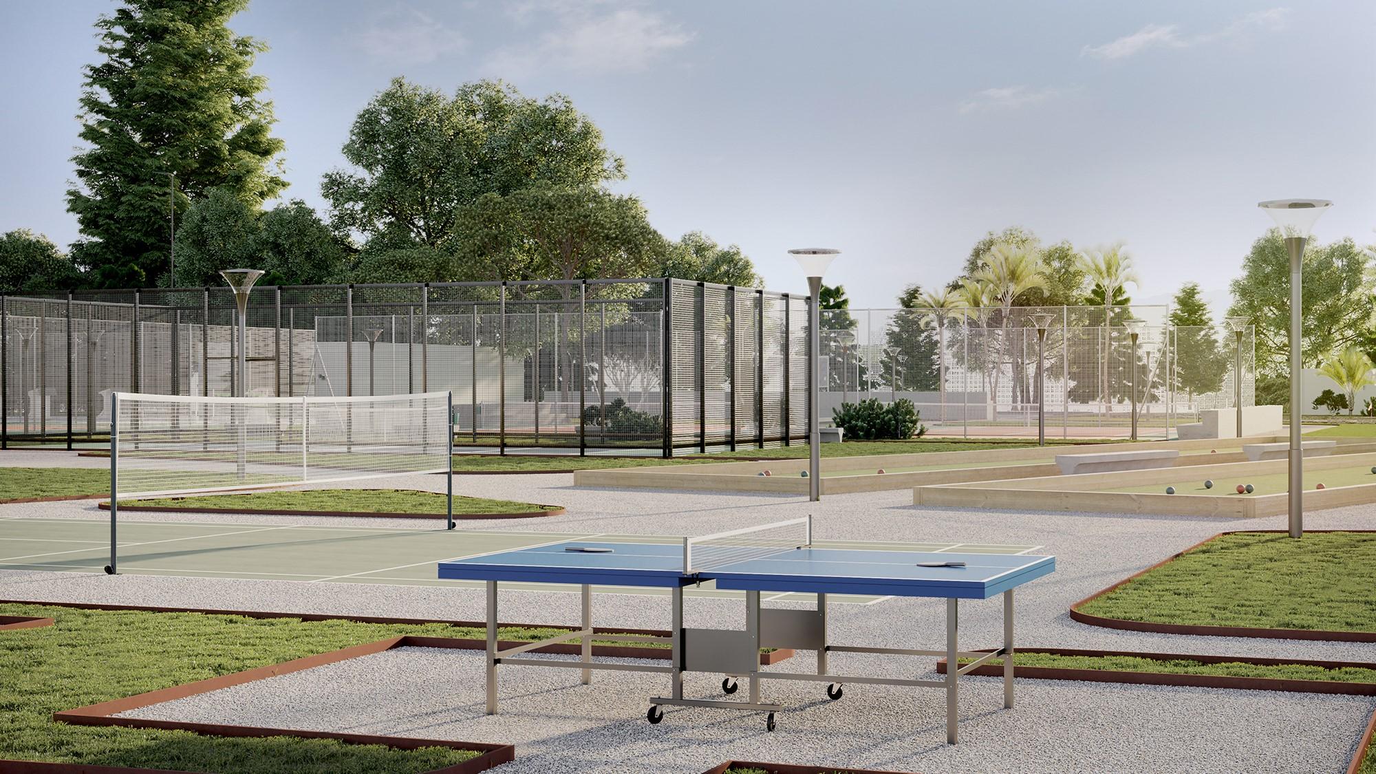 Falkensteiner Calabria Resort-Sport Area Ping pong -Calabria