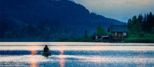 Lago Weissensee-Carinzia-Austria