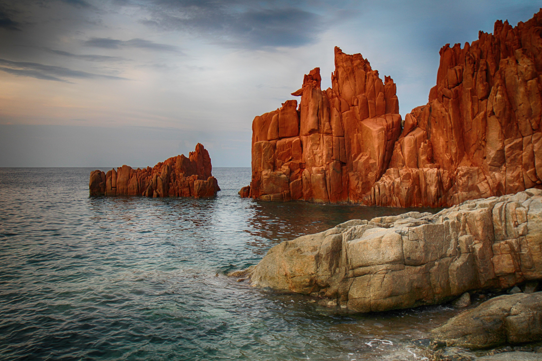 Scogli rossi-Arbatax-Sardegna