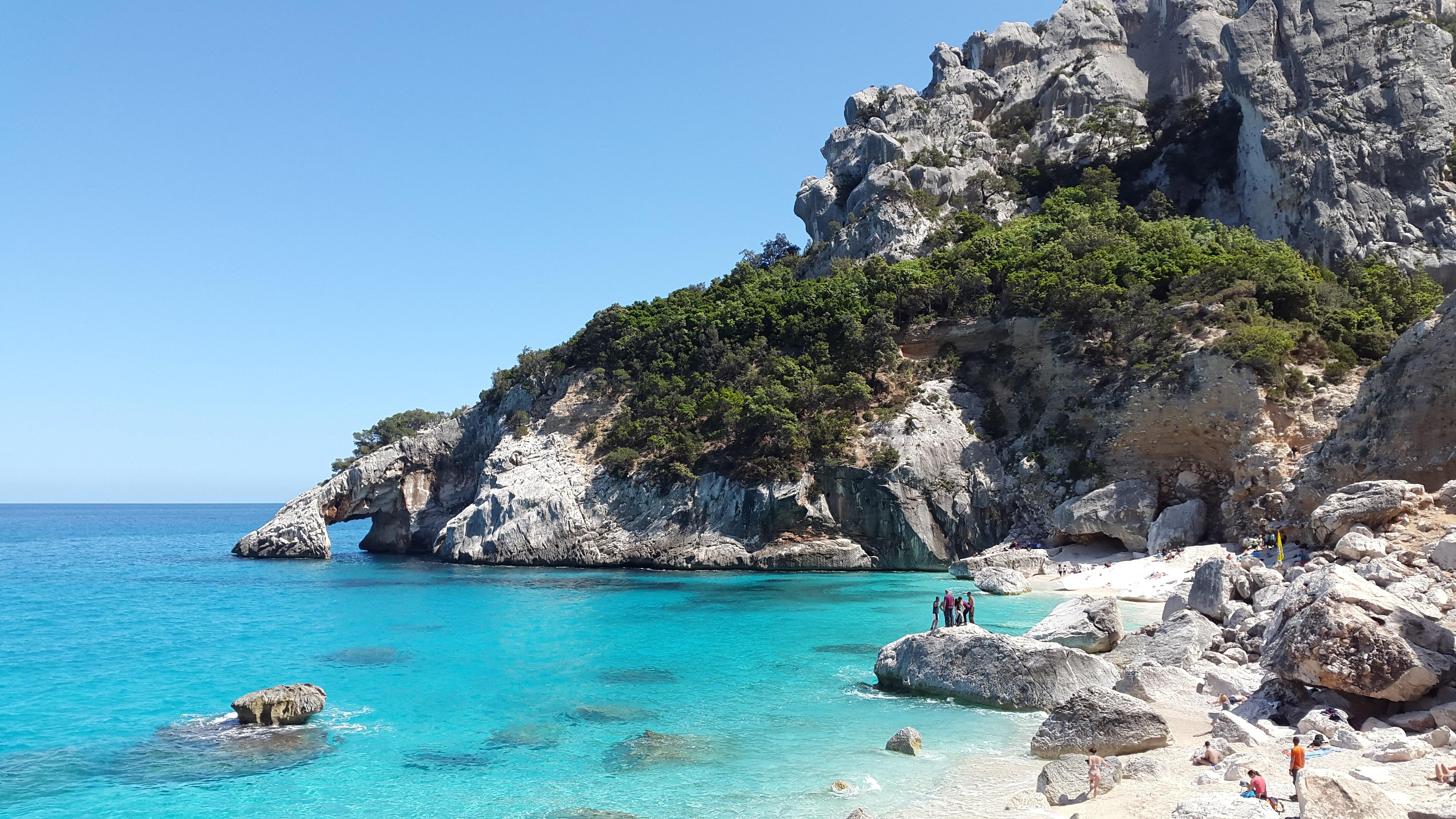 Cala Goloritze-Baunei-Sardegna