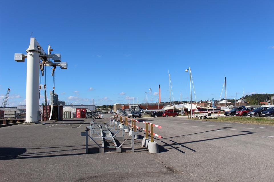 Porto di Vejle-Danimarca