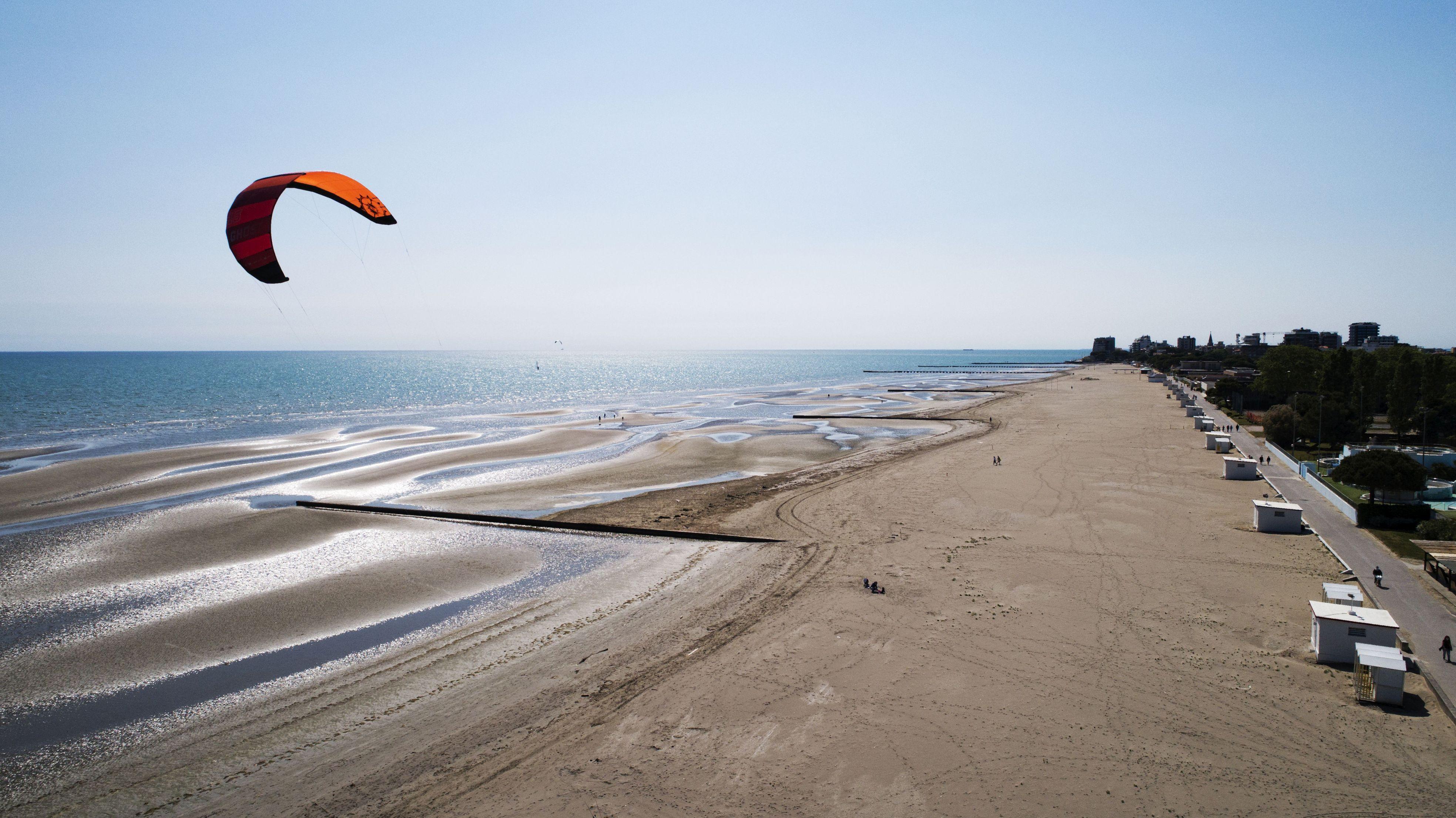 Kitesurf-Foto PierLuigi Siciliani