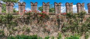 Castello di Thiene-Mura esterne-Thiene-Vicenza