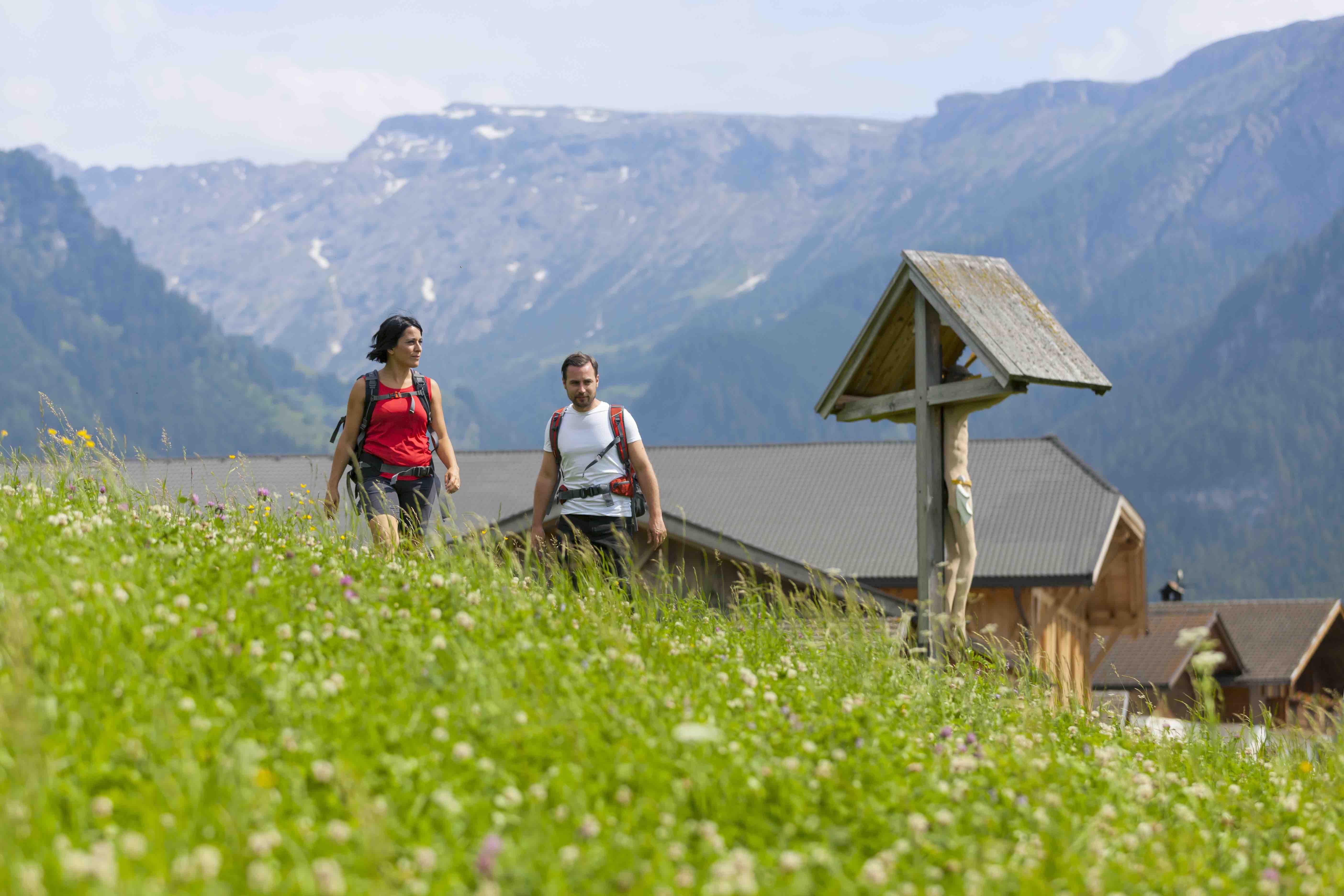 Passeggiata in Alto Adige