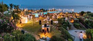 Festa sulla spiaggia-Portopiccolo-Trieste