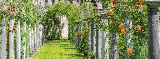 Parco Romantico-Castello di Thiene-Vicenza
