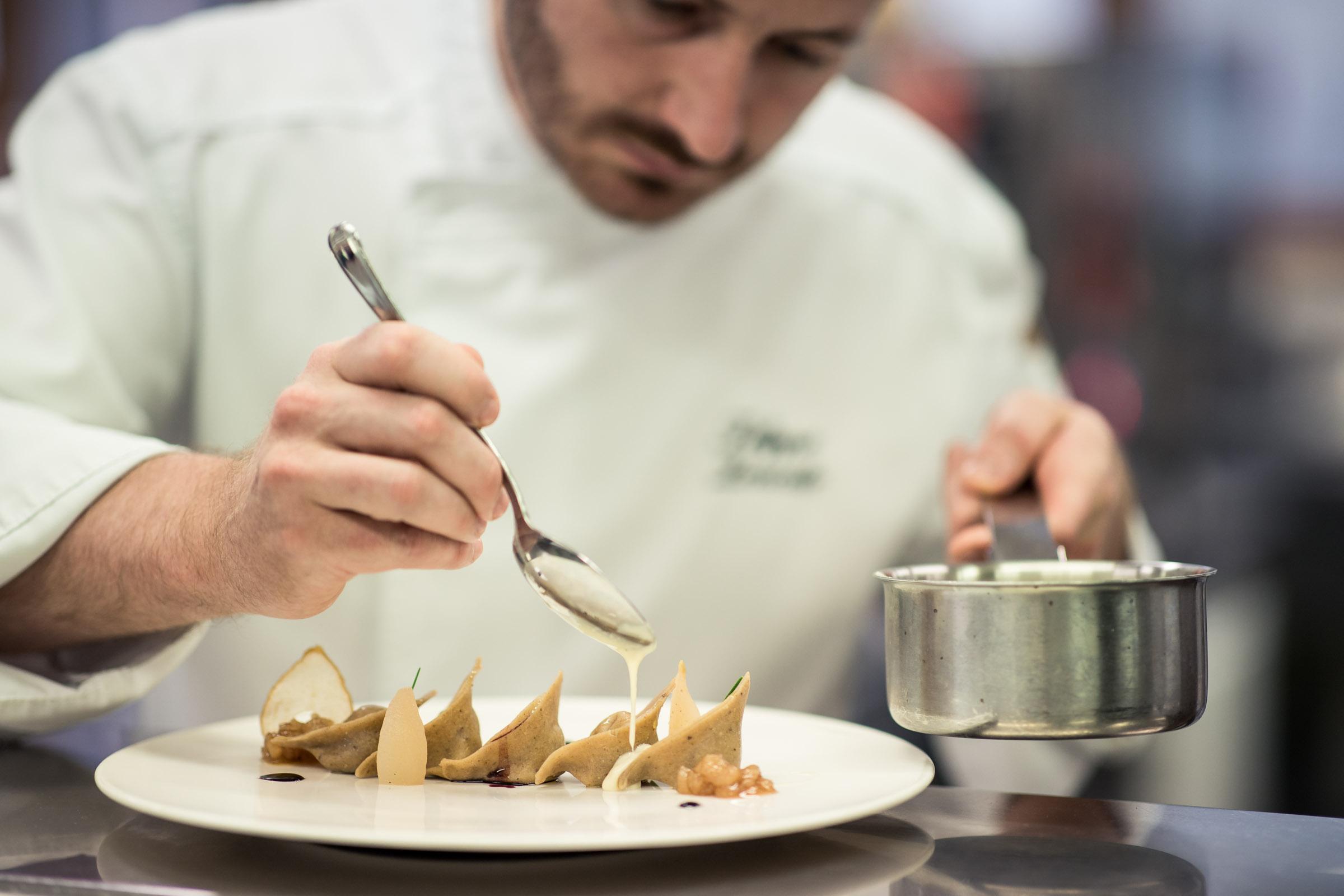 vigilius mountain resort-Chef de Cuisine Zoncato-Lana-Bolzano