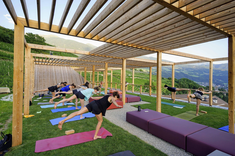 Yoga e meditazione in vacanza - Haller Suites & Restaurant - Foto Santifaller