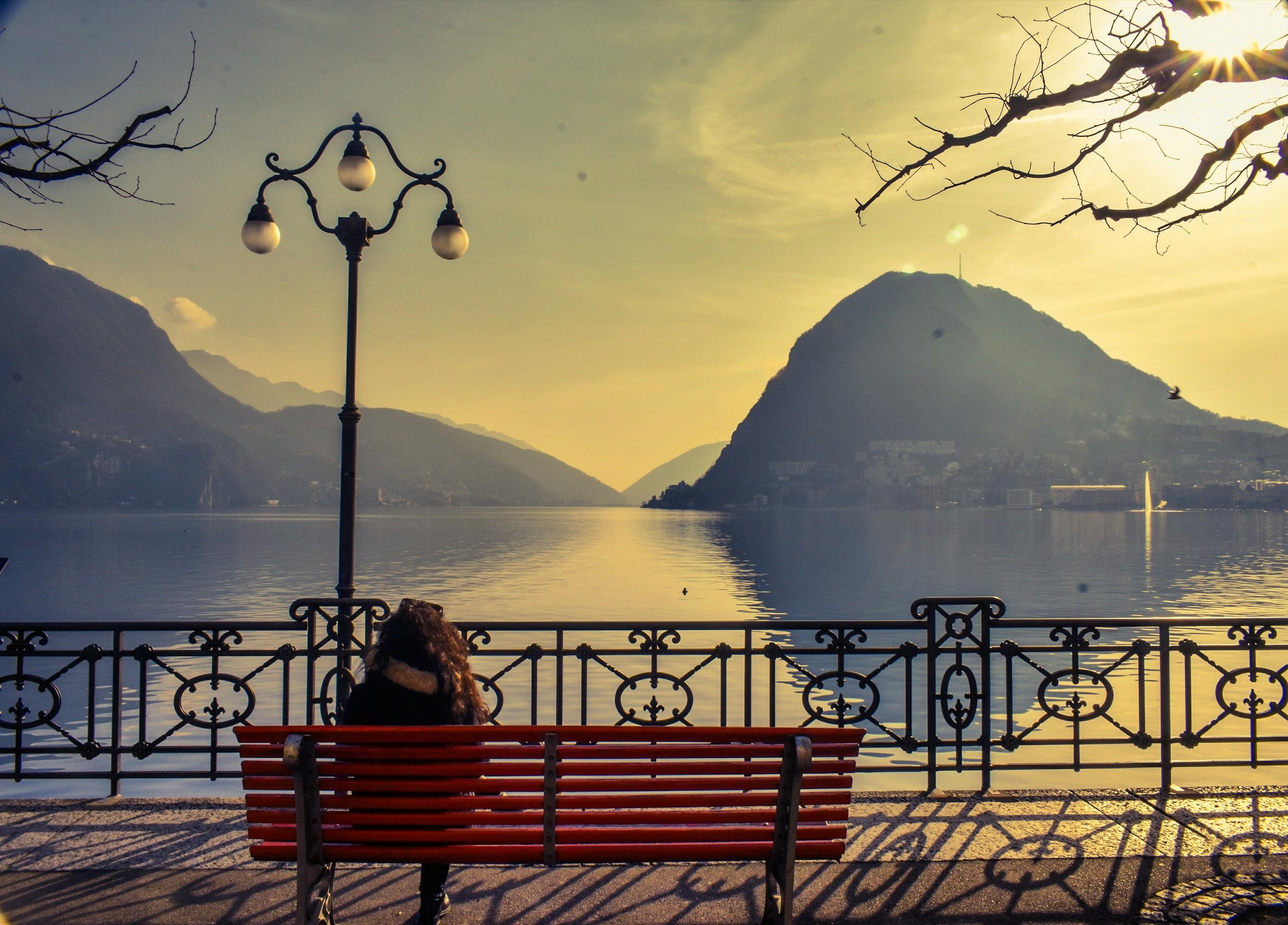 Viaggio in Svizzera - Lugano