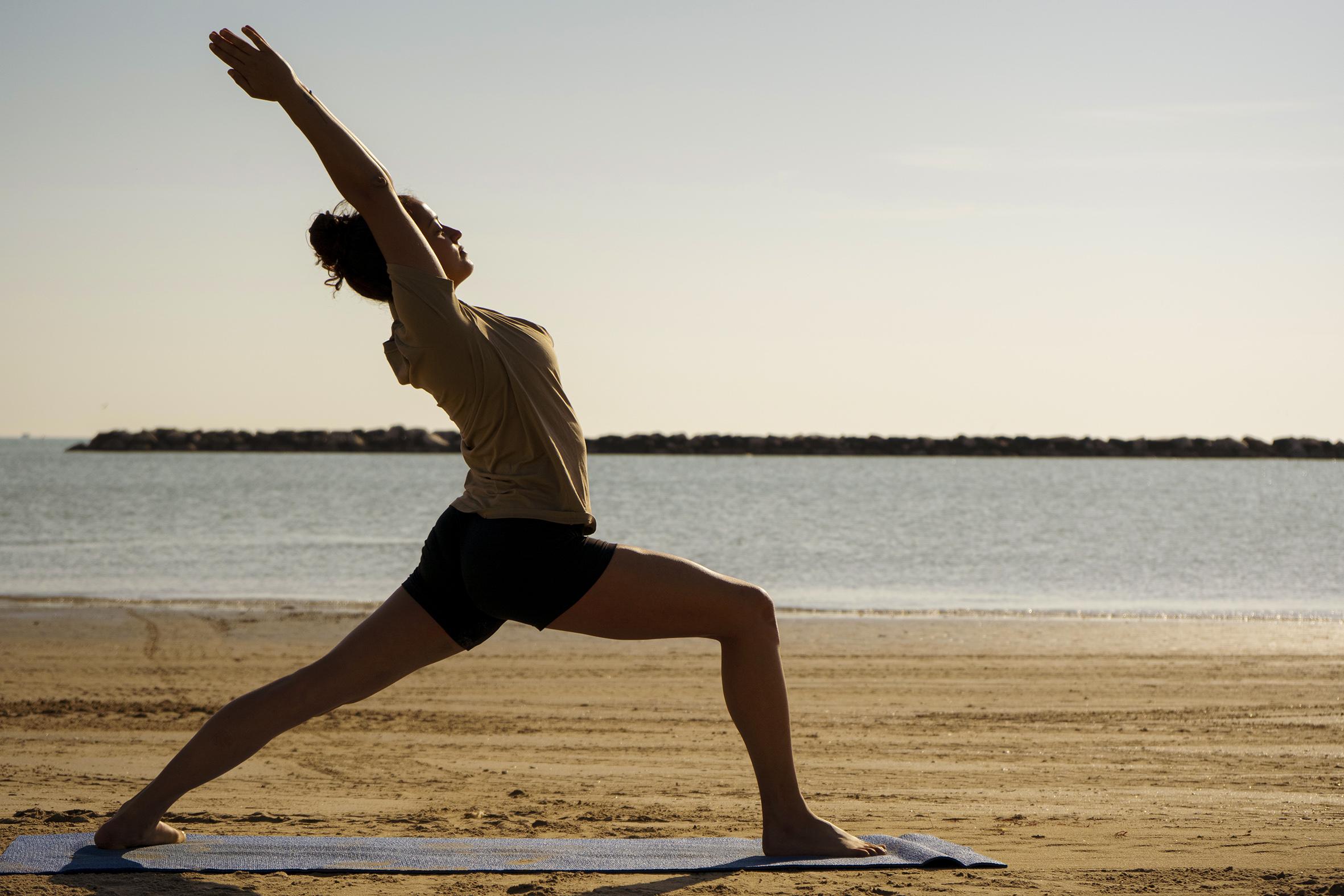 Yoga e meditazione in vacanza - Ricci Hotels - foto di Julien Zaccardi