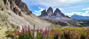 Tre Cime di Lavaredo-Alto Adige