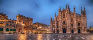 Piazza del Duomo-Milano