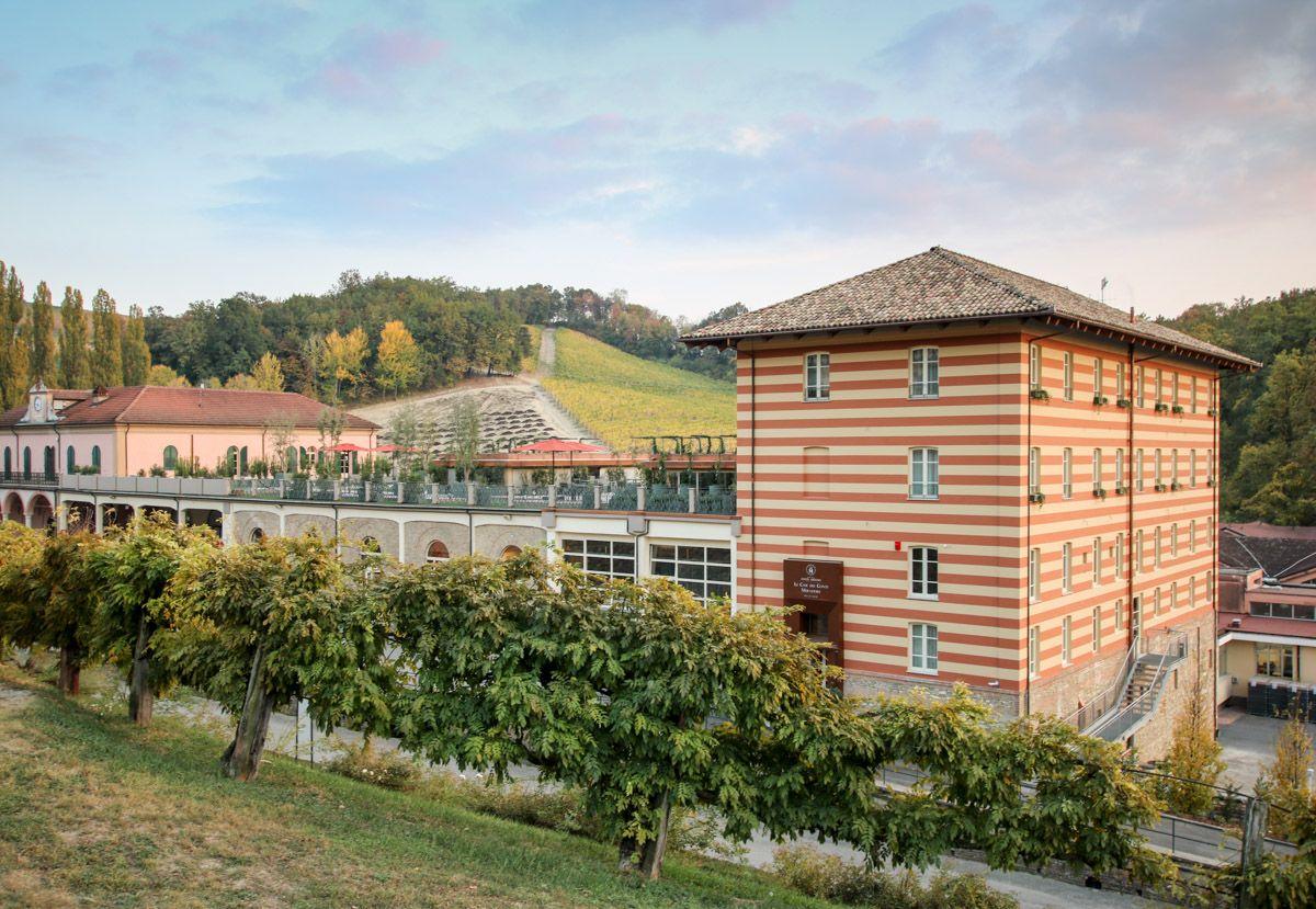 Hotel Vigna Magica-Villaggio Fontanafredda-Serralunga d'Alba