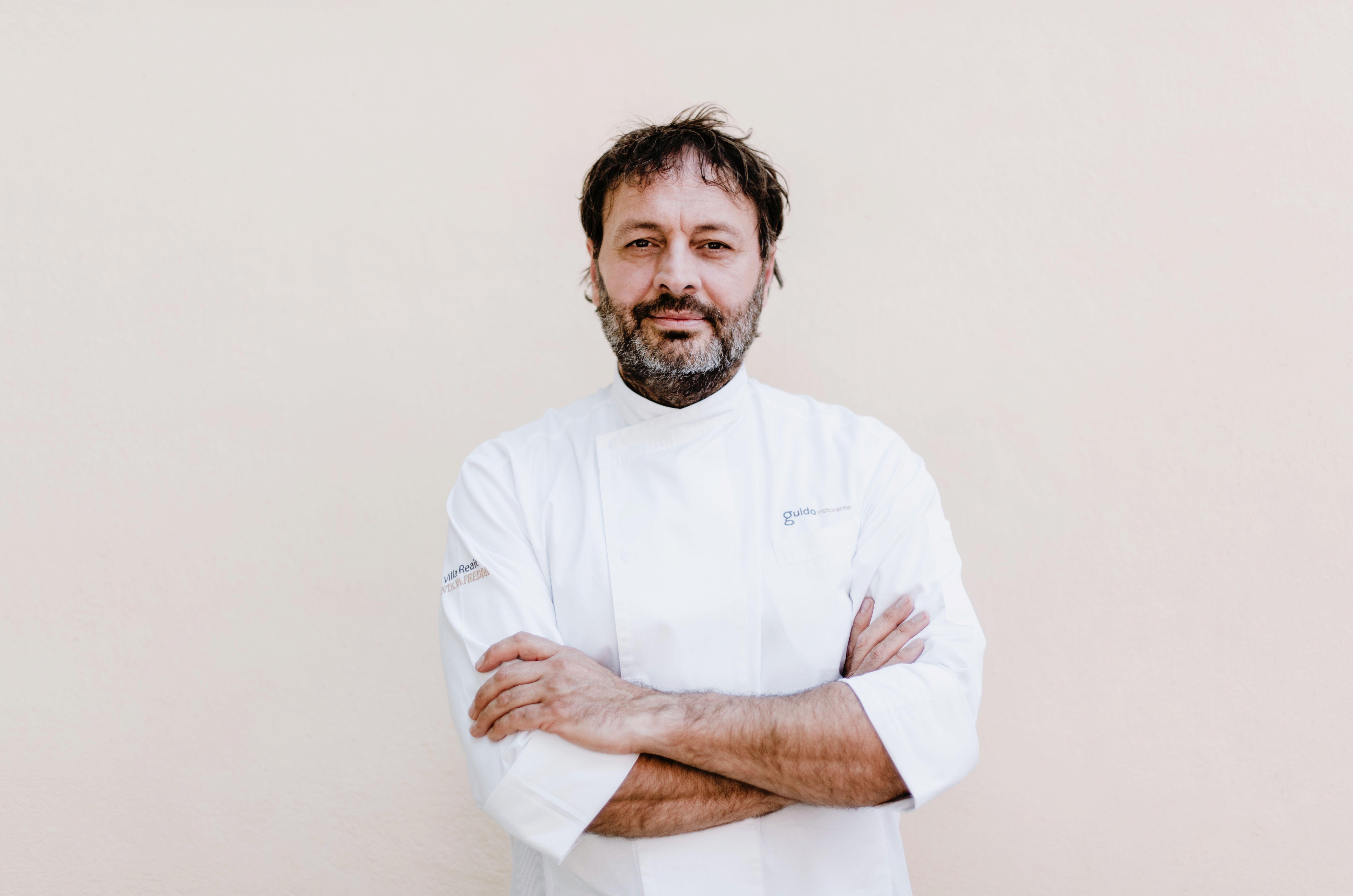 Chef Ugo Alciati- Serralunga d'Alba
