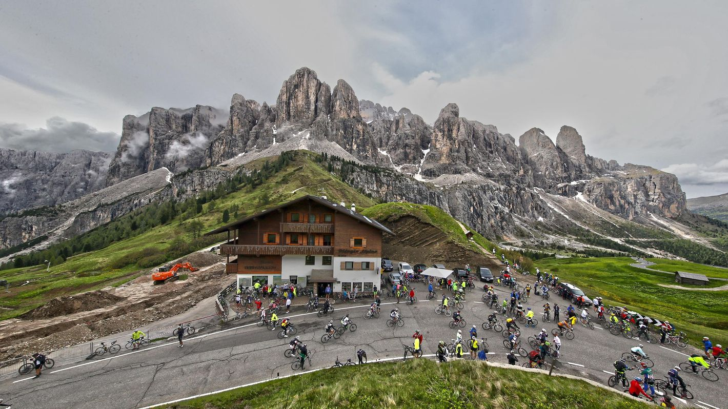 CSM Bike Day-Val Gardena