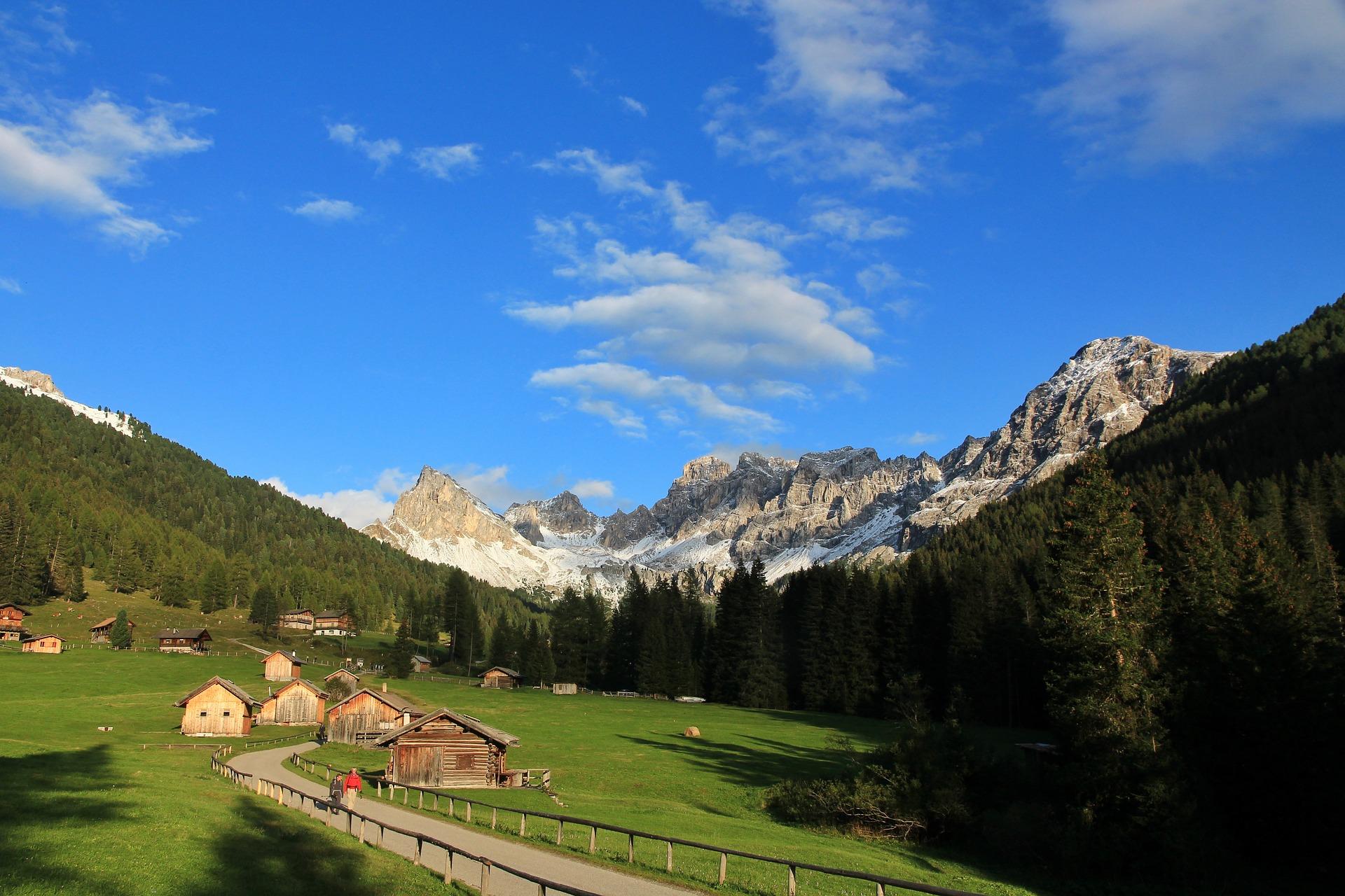 Baita in Val di Fassa-Trentino