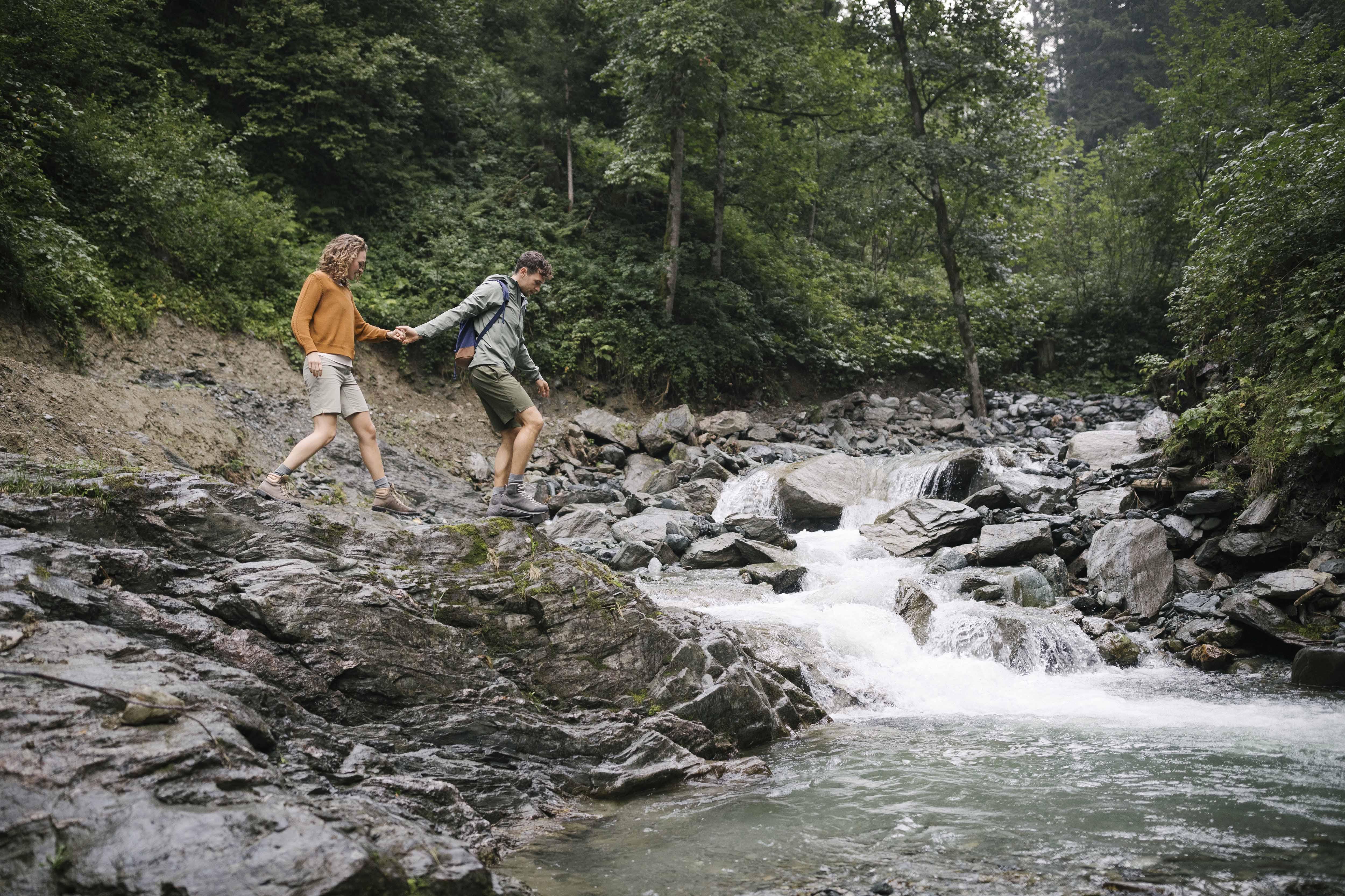 Escursione al torrente, © Kitzbuehel Tourismus -Cosa vedere a Kitzbuhel