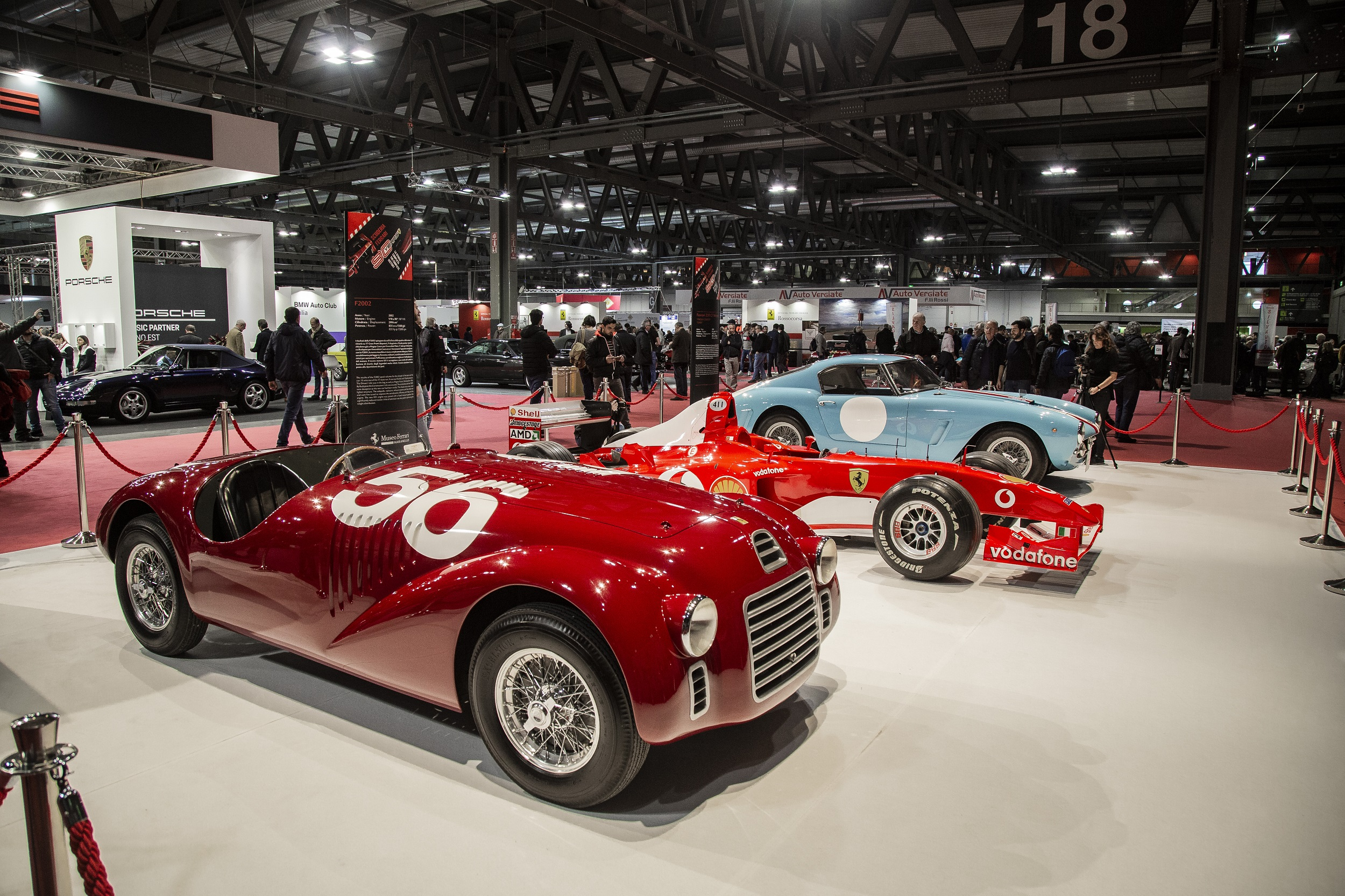 Il Salone dell'Auto a Milano