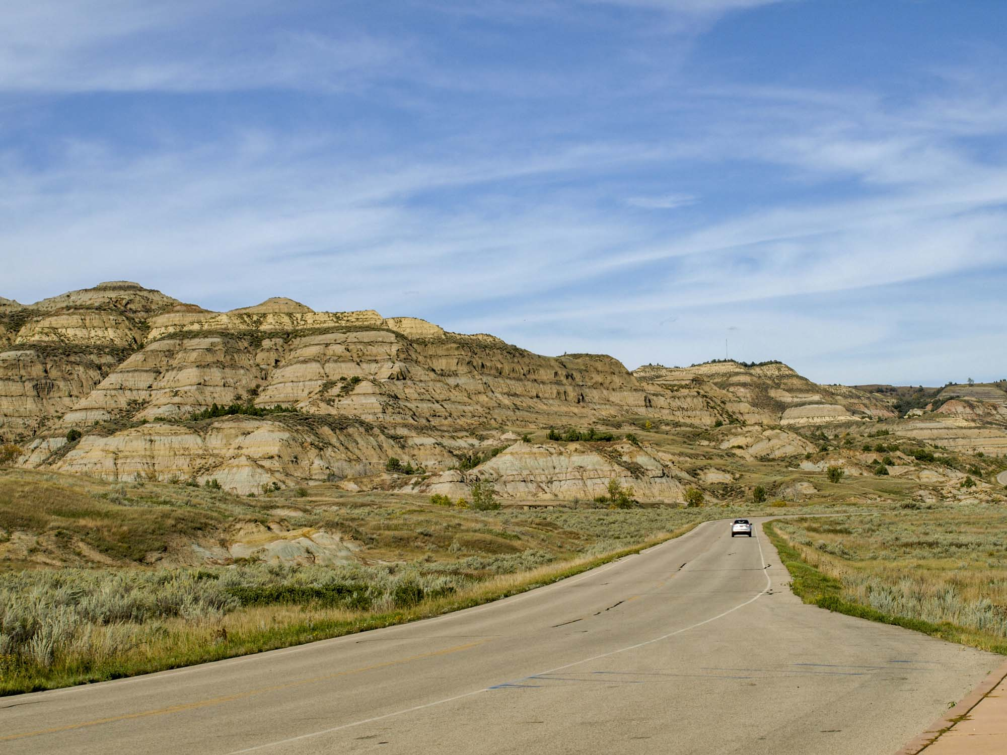 Theodore Roosevelt National Park North Unit Scenic Byway