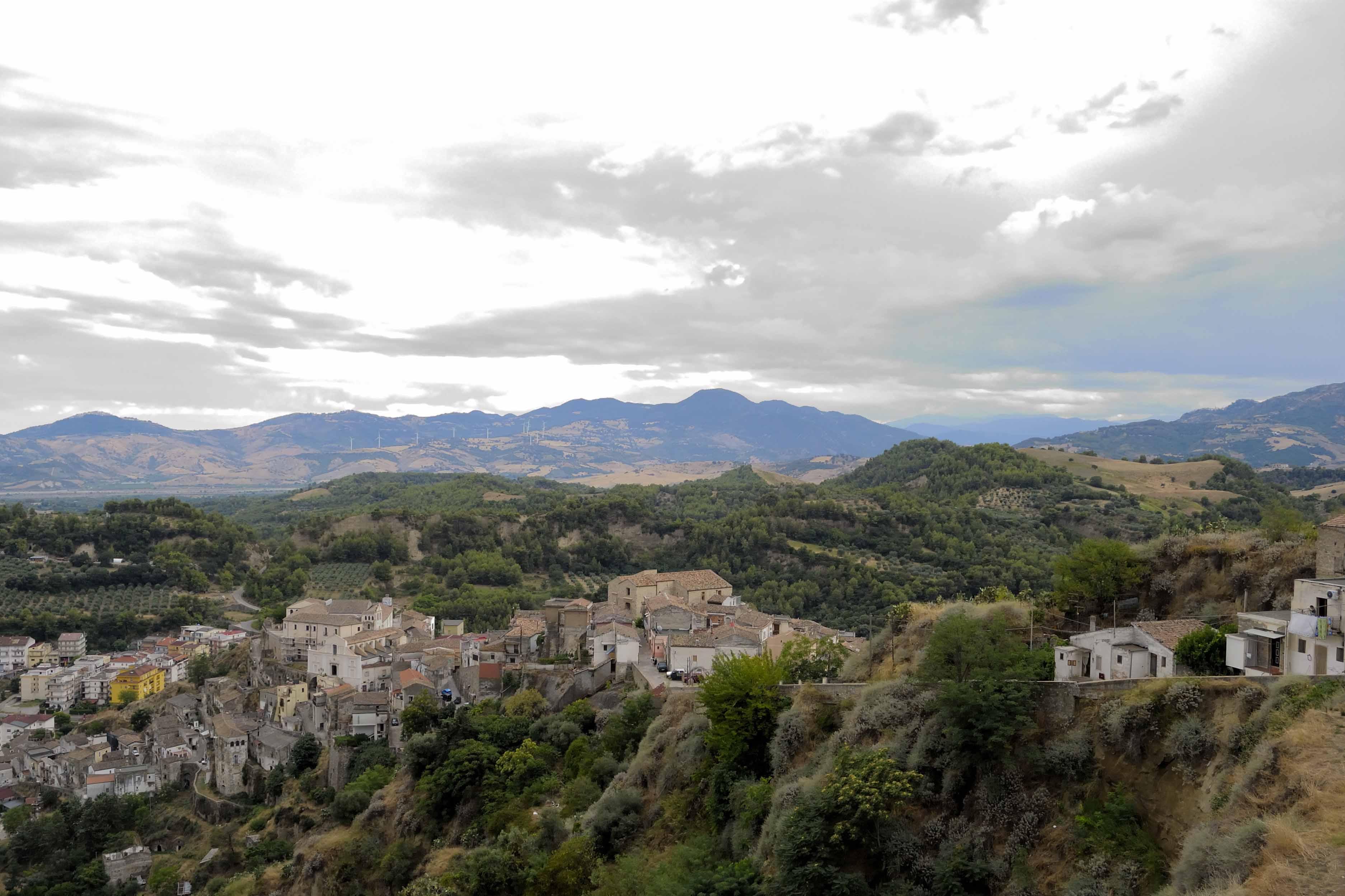 Calanchi-Cosa fare in Basilicata