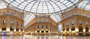 Galleria Vittorio Emanuele II-Milano
