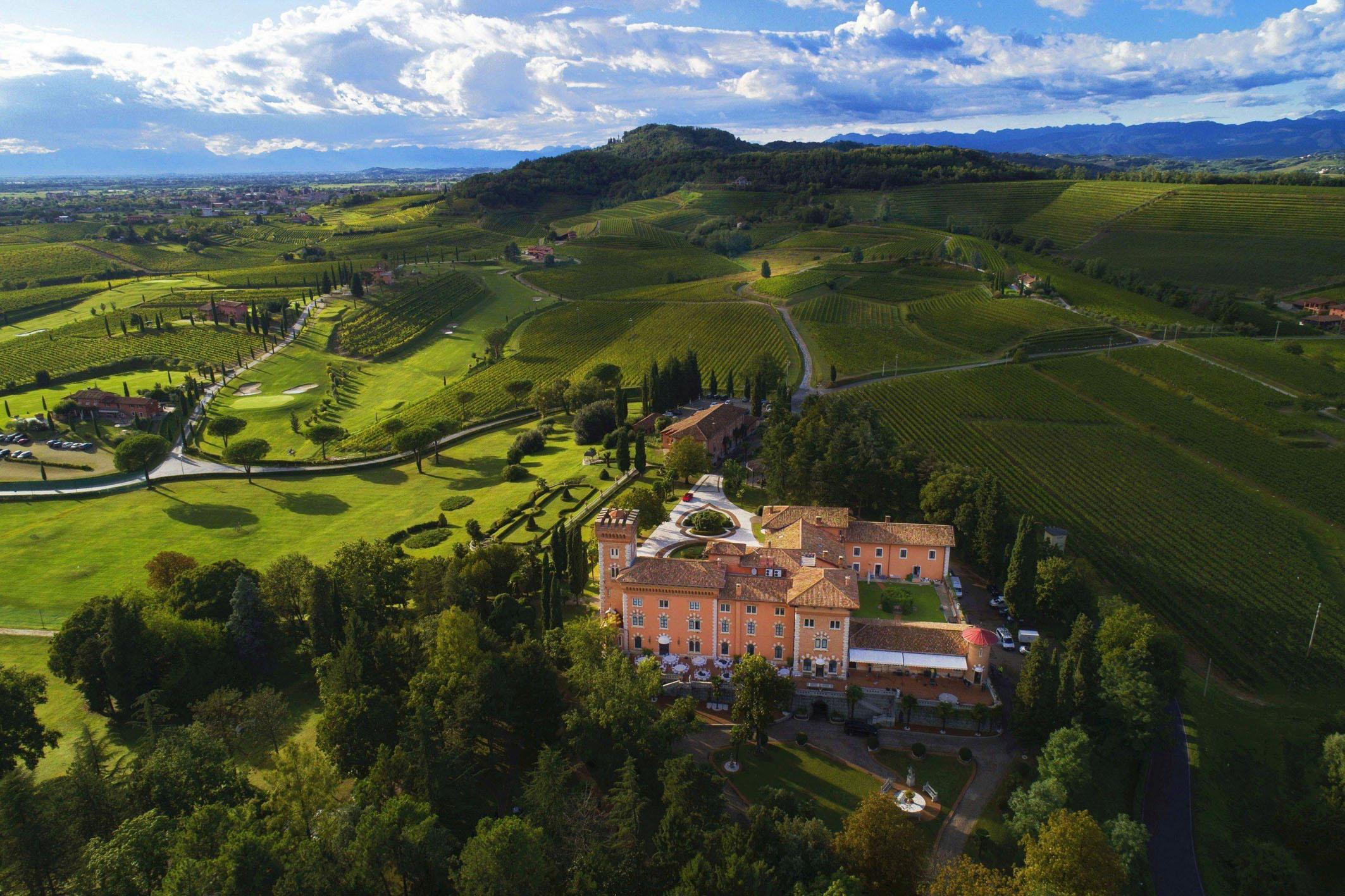 Castello di Spessa-Foto di Fabio Pappalettera-Il fascino del Friuli Venezia Giulia