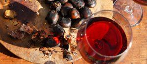 Castagne e vino nuovo