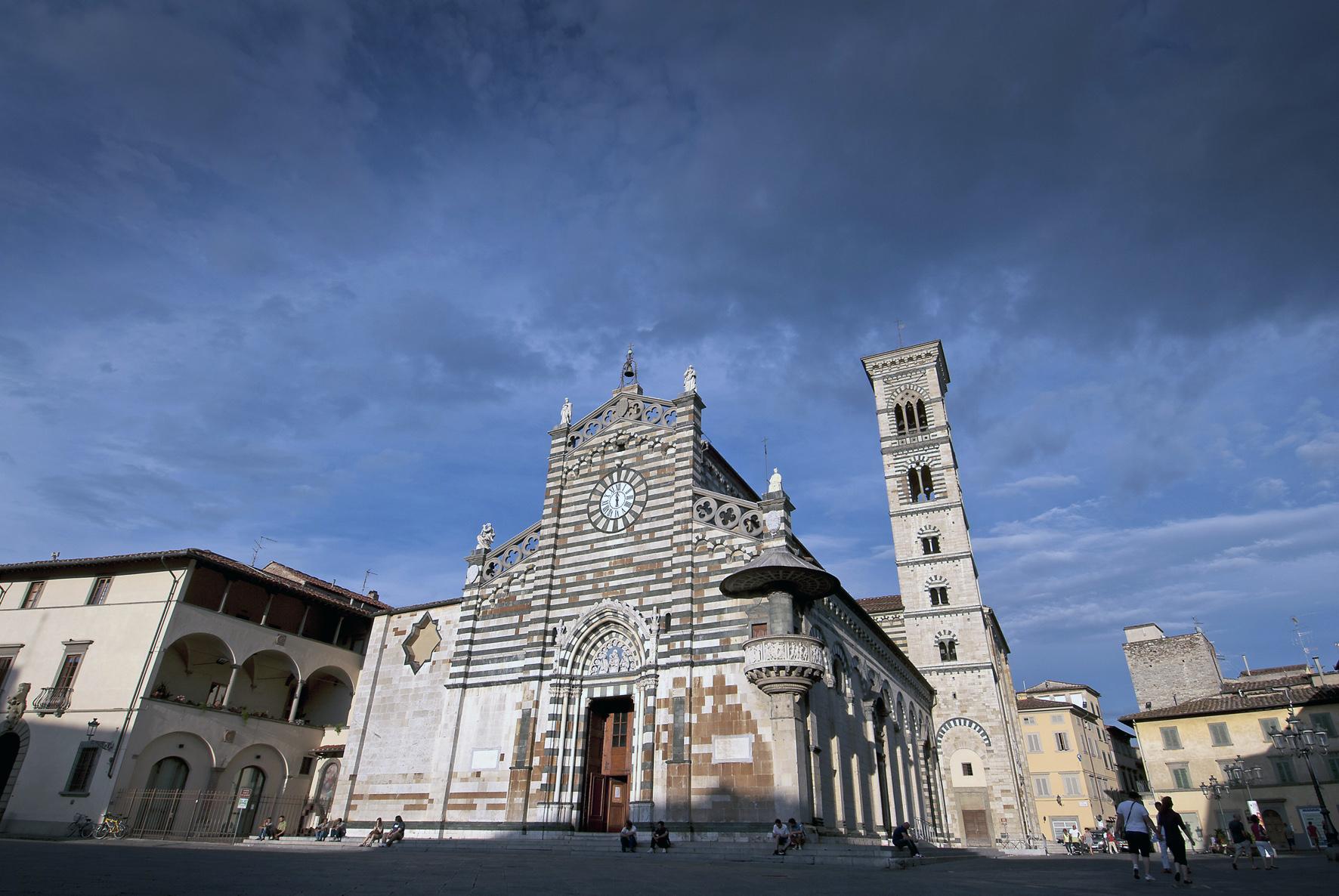passeggiate del gusto a Prato