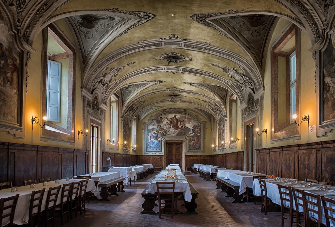 Refettorio Cicognini-Visita guidata con degustazione Vini del Carmignano