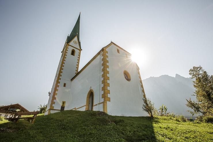 Chiesa di San Nicola ad Ebbs